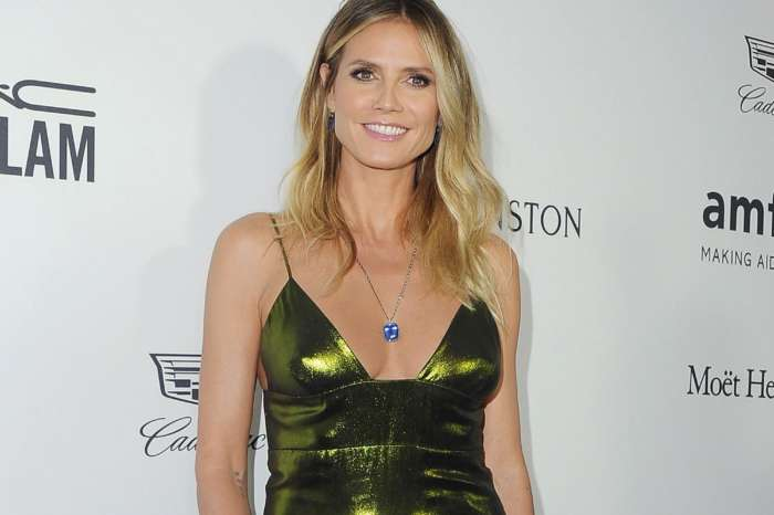 Heidi Klum Reveals That She And Her Husband Have Been Tested For Coronavirus