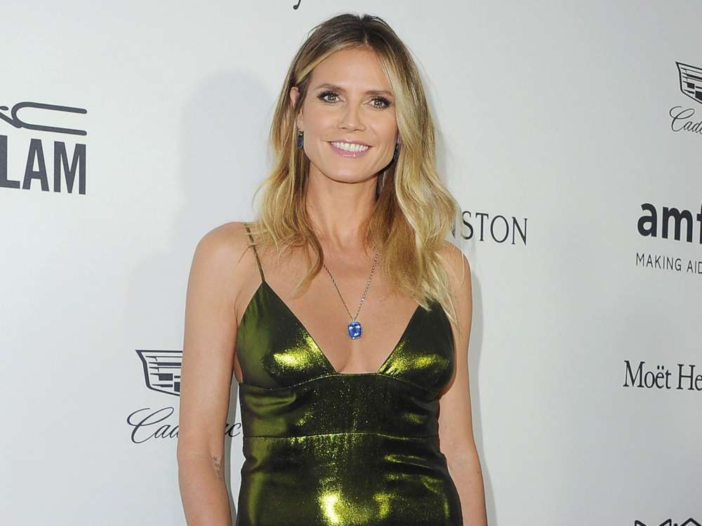Heidi Klum and Husband Have Coronavirus Jitters