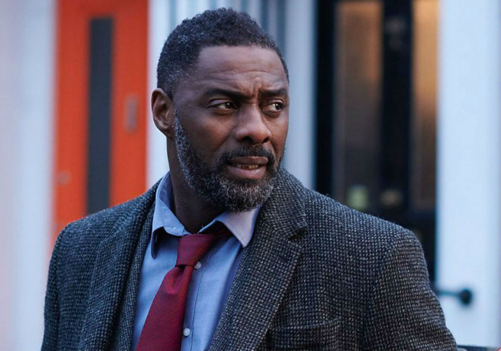 Idris Elba responds to