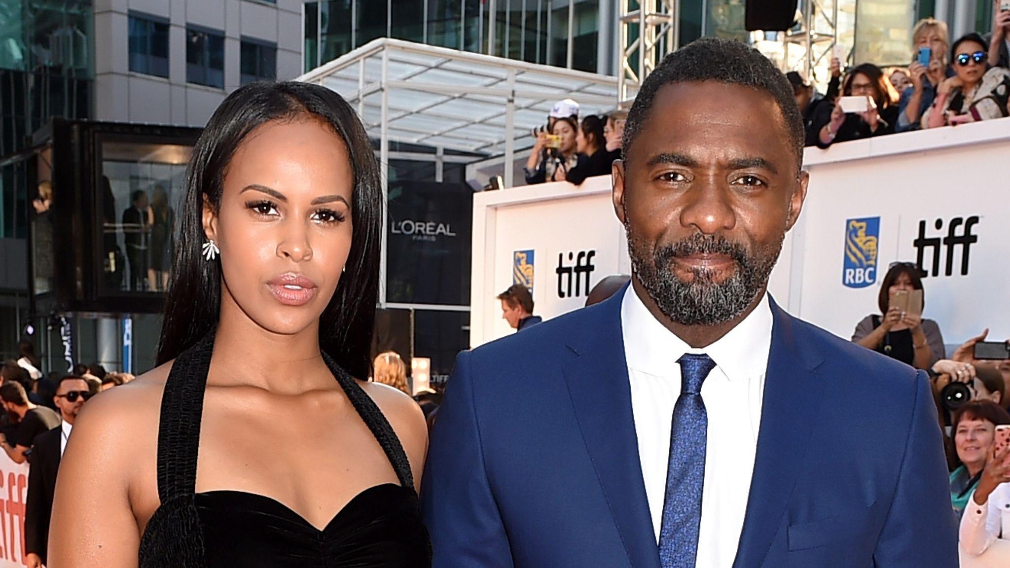 Idris and Sabrina