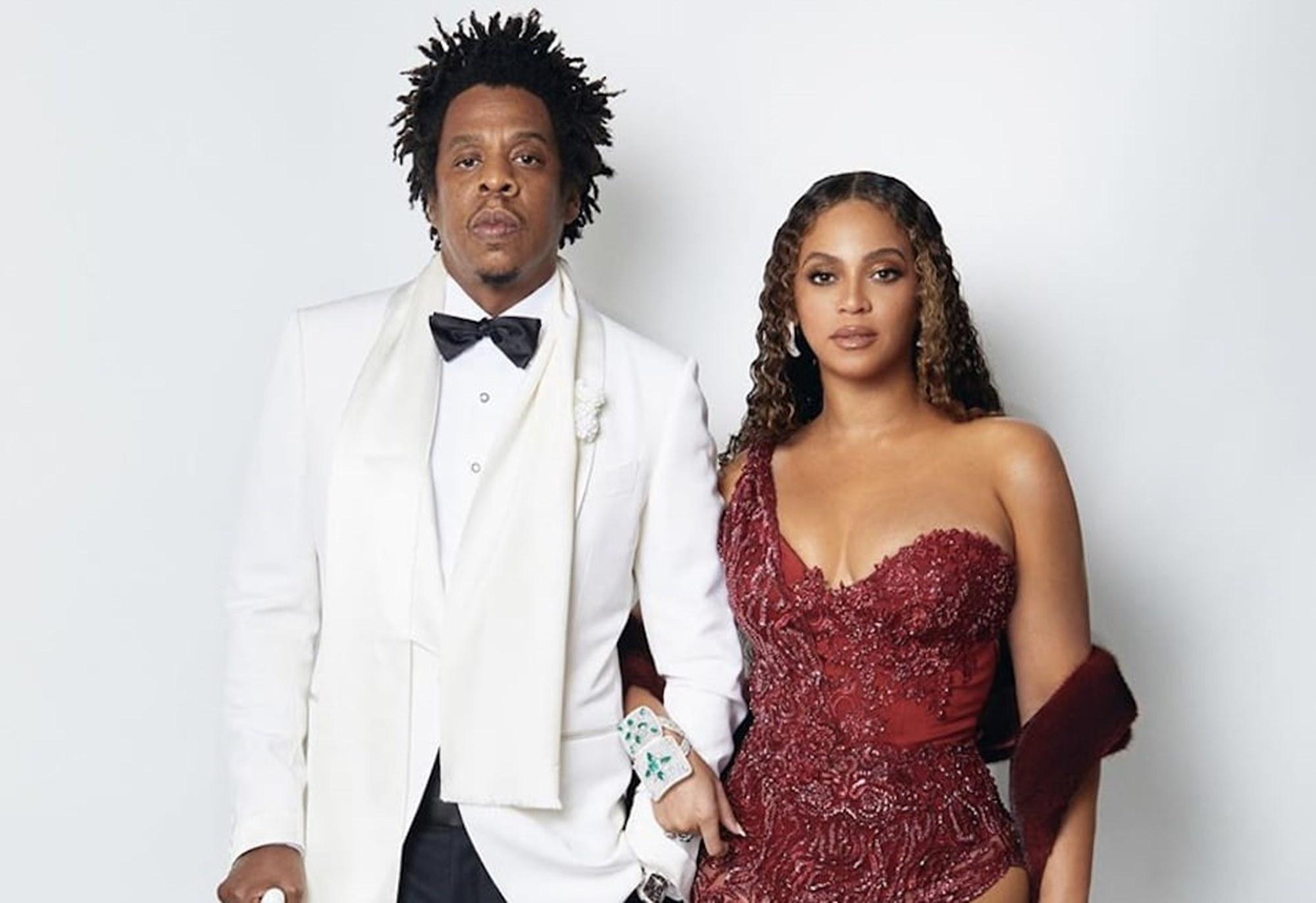 Jay-Z Beyonce Jay Electronica Album