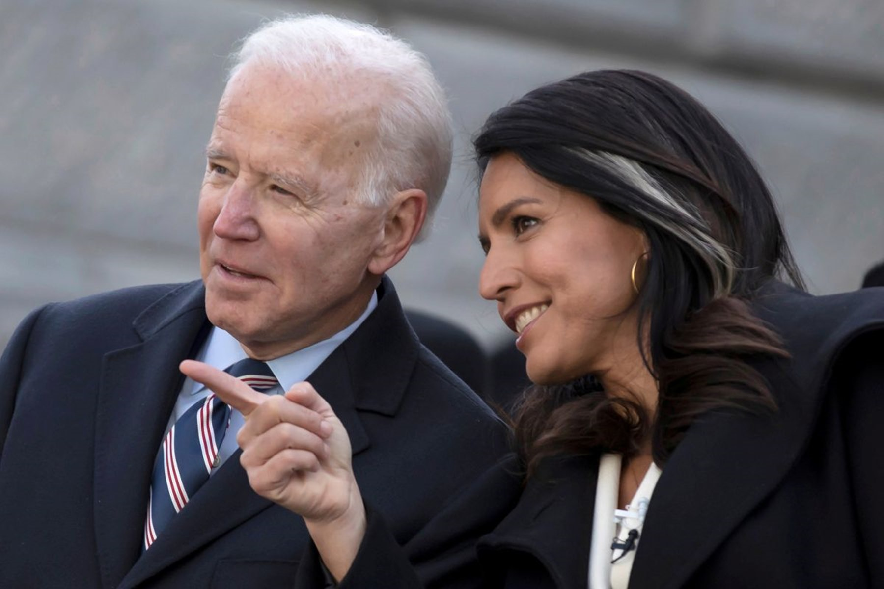 Joe Biden Tulsi Gabbard Endorsement