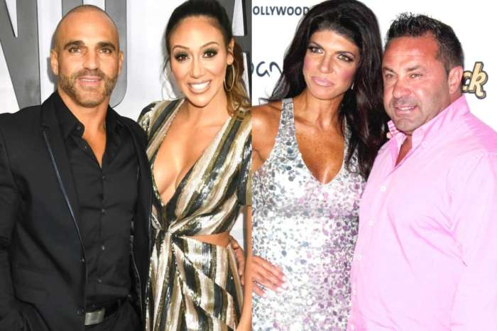 Teresa Giudice Reveals She Confronted Joe And Melissa Gorga Over Badmouthing Estranged Husband Joe Giudice!