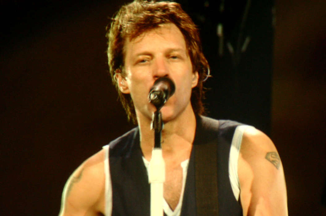 Jon Bon Jovi believes 17-year-old son contracted coronavirus