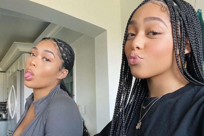 Jordyn Woods Is Slammed For 'The Offensive Way She Mocked The Culture And Religion' After Sharing This Photo Featuring Her Mother And Sister; Model Issues A Response