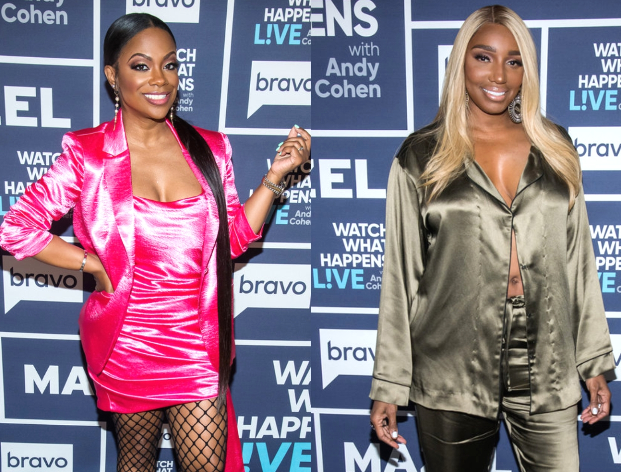 NeNe Leakes lashes out at the producer after breaking into Greece