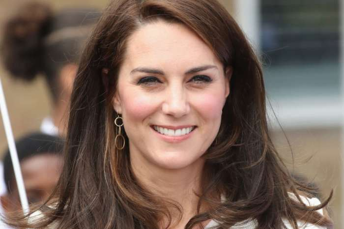 Kate Middleton's Quarantine Measures Include Putting Away Her Engagement Ring