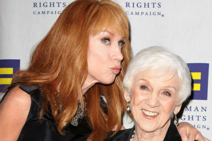 Kathy Griffin Reveals Her Mother Maggie Has Died At Age 99 - 'I Am Gutted'