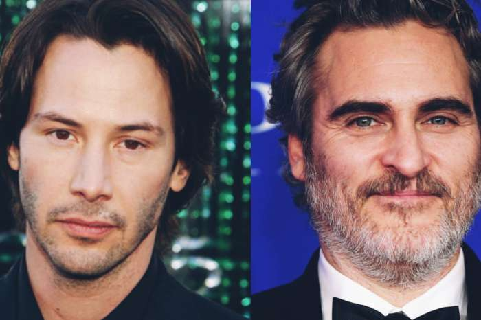 Is Keanu Reeves Going To Be Joaquin Phoenix's Best Man In His Wedding To Rooney Mara?