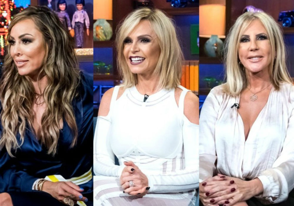 Kelly Dodd Wishes Vicki Gunvalson & Tamra Judge 'The Best' After Their RHOC Exit