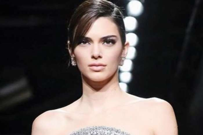 Kendall Jenner Breaks The Internet In Barely There Bathing Suit