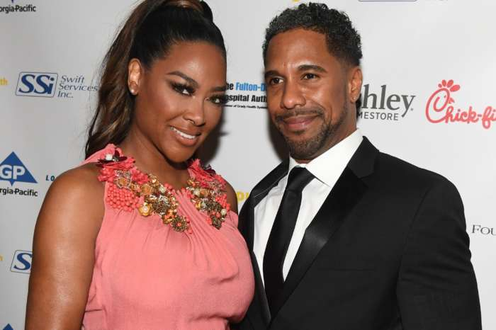 Kenya Moore's Baby Daughter Is Busted In Her Mischievous Activity In Sweet Video -- But It Leads To This Confusion About Marc Daly