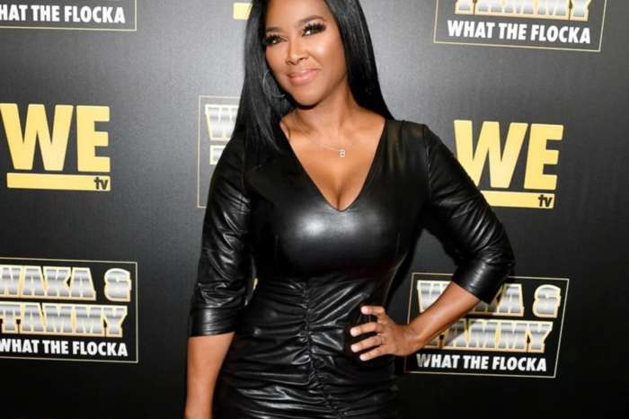 Kenya Moore's Daughter Steals The Spotlight In Never-Before-Seen Photos From Her Grecian Vacation -- 'Real Housewives Of Atlanta' Fans Have Her Back