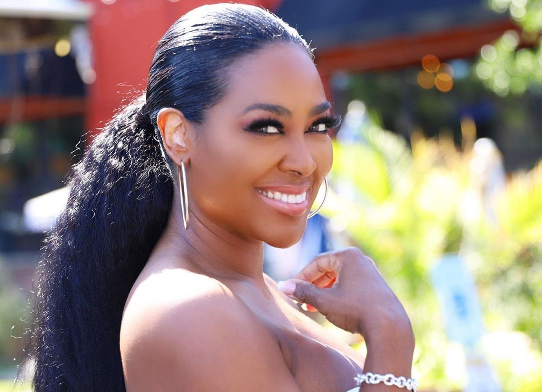 Kenya Moore's Daughter, Brooklyn Daly Is A Warrior Princess In This Latest Photo
