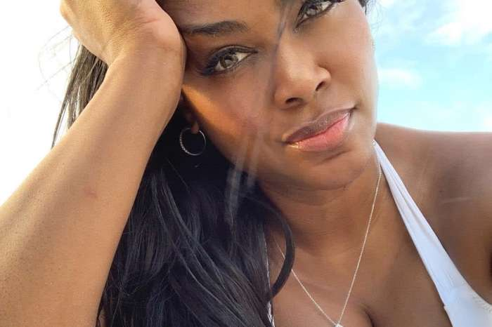Kenya Moore Reveals The Best Thing About Her Greece Vacay - Her Pics Make Some Fans Cry
