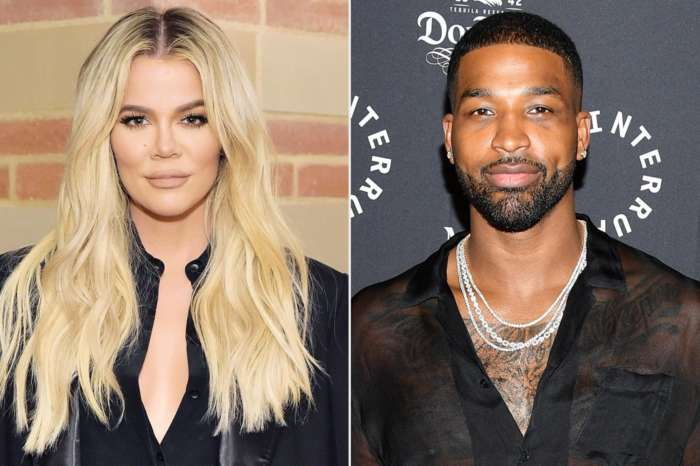Khloé Kardashian And Tristan Thompson Share Sweet Photos As They Self-Quarantine Together -- Many Predict Baby Number 2 Will Come Soon