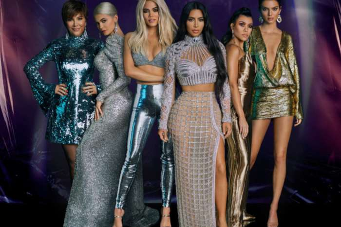 Kim Kardashian Reveals She Hasn't Seen Her Sisters As They Are All Self Isolating Due To Coronavirus Pandemic