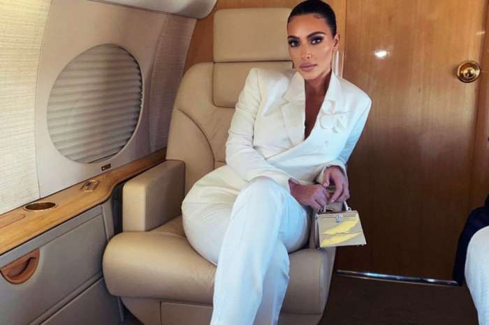 Kim Kardashian Is Divine In Christian Dior