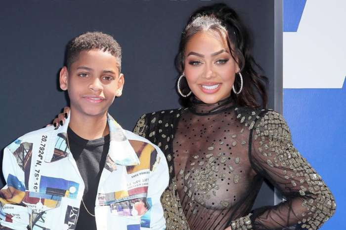 La La Anthony's Son, Kiyan, Drops Sweet Rap Video And Confirms That Dad Carmelo Anthony Is In Back Home