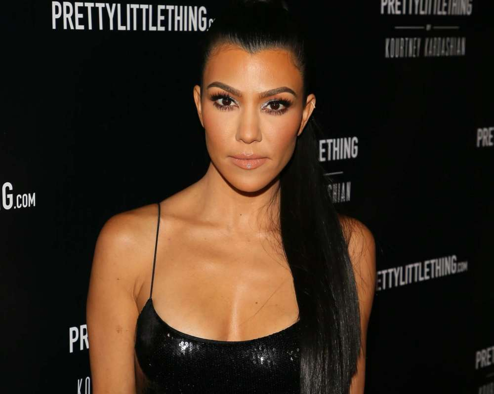 Kim Kardashian shares a picture of Sylvia Brownes predictions on Coronavirus