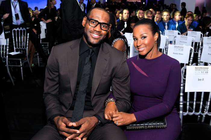 LeBron James's Wife, Savannah James, Stole The Spotlight In This Video For This Reason As She Watched Drake Behave Like A School Boy After The Baby Mama Sophie Brussaux Controversy