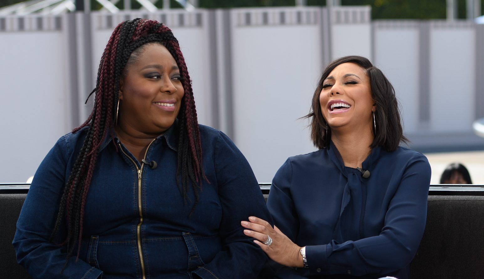 Loni and Tamar