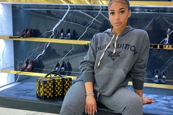 Lori Harvey Shares Raunchy Photo Of Future To Confirm That They Are In Quarantine Together -- Fans Joke That Steve Harvey Will Be A Grandfather Again