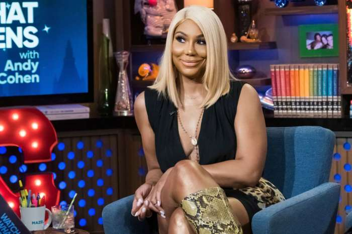 Tamar Braxton Shows Off Her Vocals In A Musical Healing We All Need These Days - See The Emotional Video