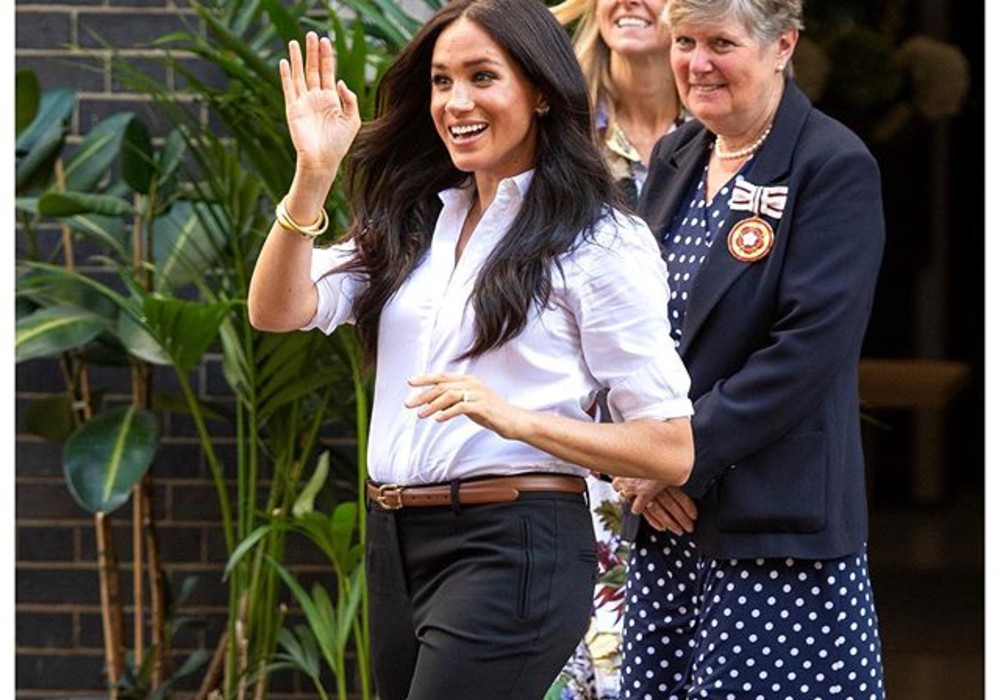 Meghan Markle Is Coming Soon To Disney+ As Narrator For New Documentary