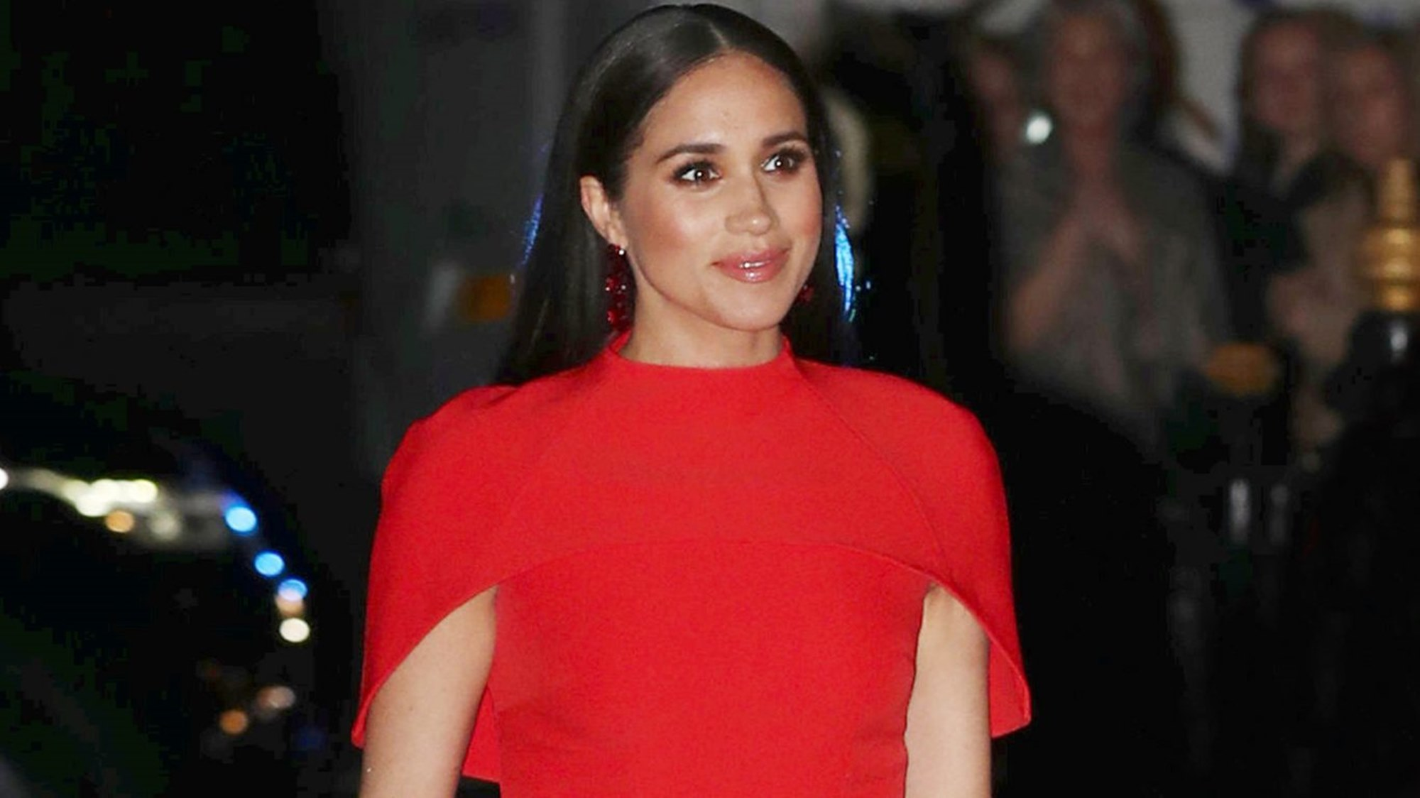 Meghan Markle Prince Harry Victoria Mather Trash Comment