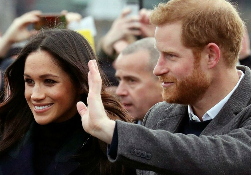 Meghan Markle Returns To The UK For Final Royal Engagements With Prince Harry
