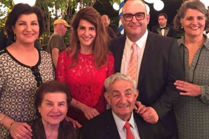 My Big Fat Greek Wedding's Nia Vardalos Misses Father's Funeral Due To COVID-19, Asks Fans To Donate To Charity With Hashtag #BigFatDonation