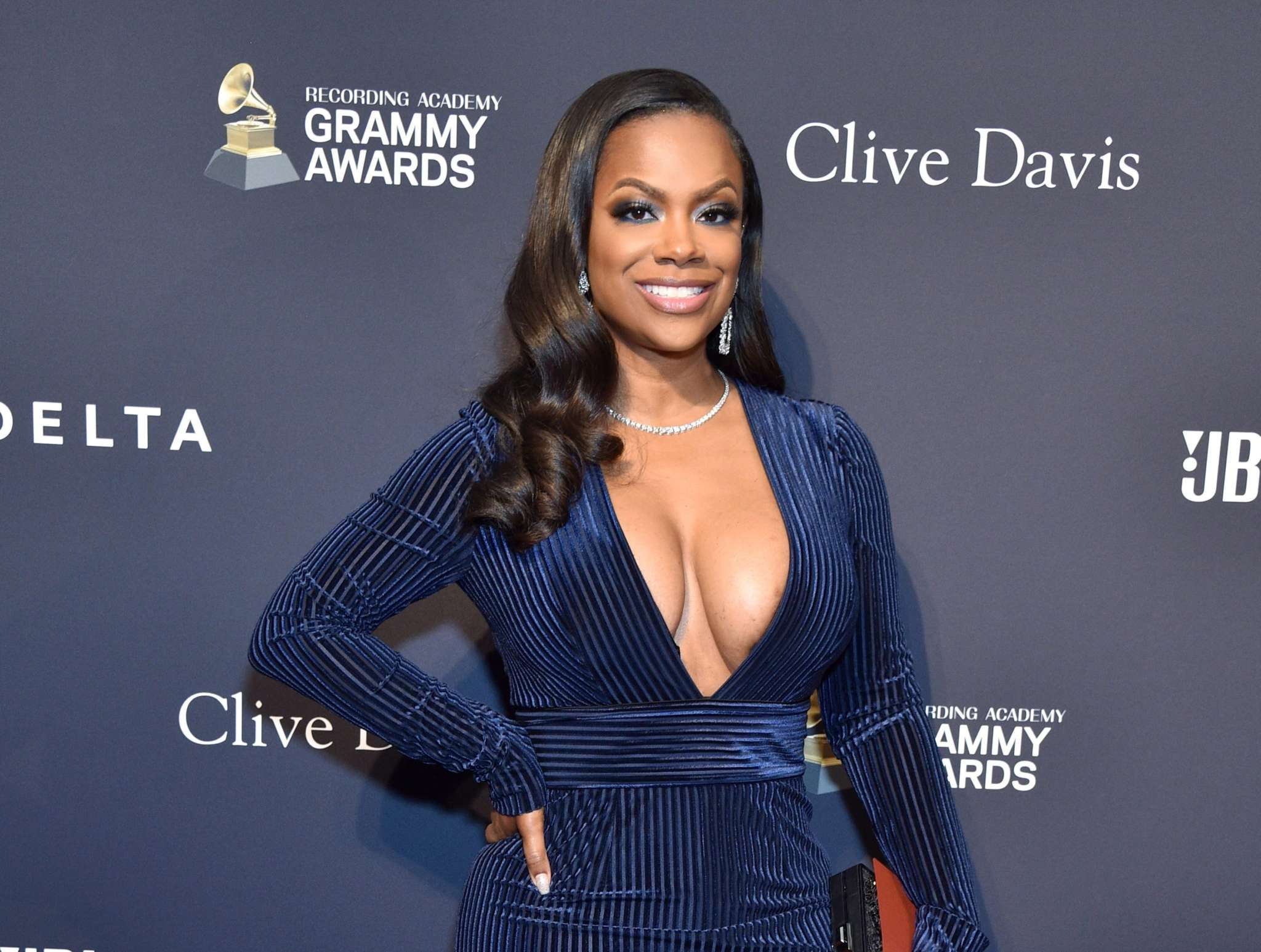 Kandi Burruss Celebrates Her Half Sister's Birthday - Fans Are Surprised To See Rebekah