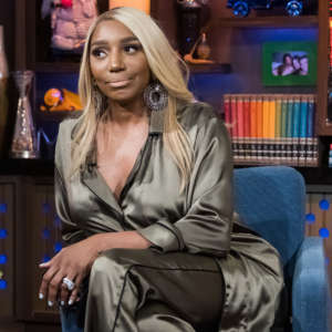 NeNe Leakes Flexes For The Camera And Decides To Work Out At Home
