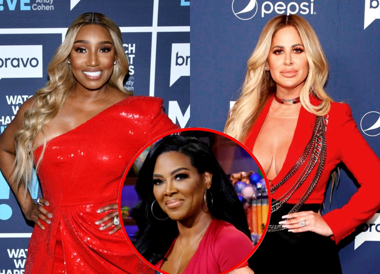 """""""nene-leakes-thinks-that-kenya-moore-is-continuing-feud-with-her-to-be-like-kim-zolciak"""""""
