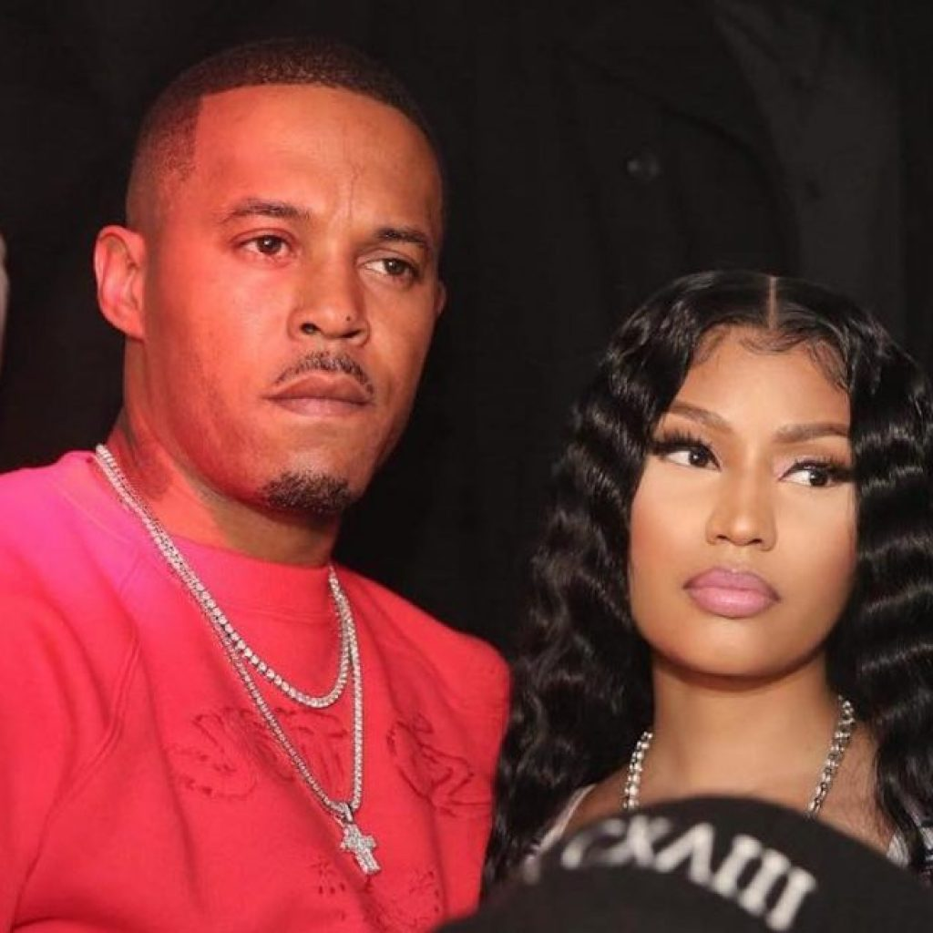 Nicki Minaj's Husband Arrested for Not Registering as Sex Offender in California