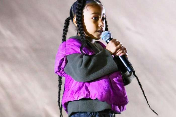 North West Rapping At Yeezy Show Season 8 Is The Best Part Of Paris Fashion Week