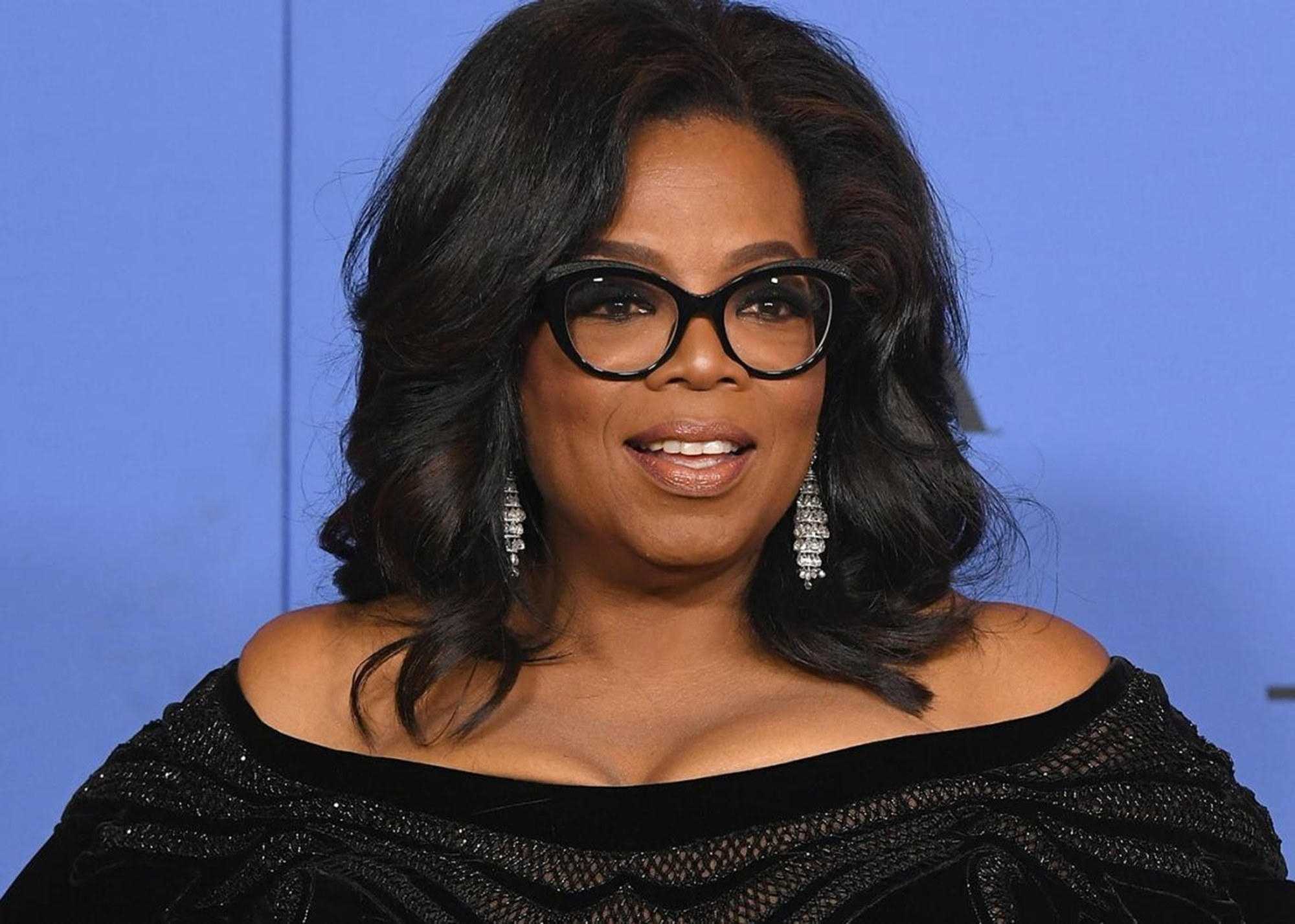 Oprah slams 'FAKE' report that she was arrested for sex trafficking