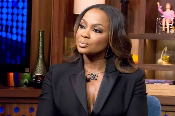 Phaedra Parks Shows Fans Too Much Amidst The Surging Coronavirus Fears