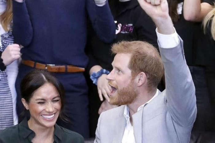 Prince Harry & Meghan Markle's Final Royal Engagement Revealed