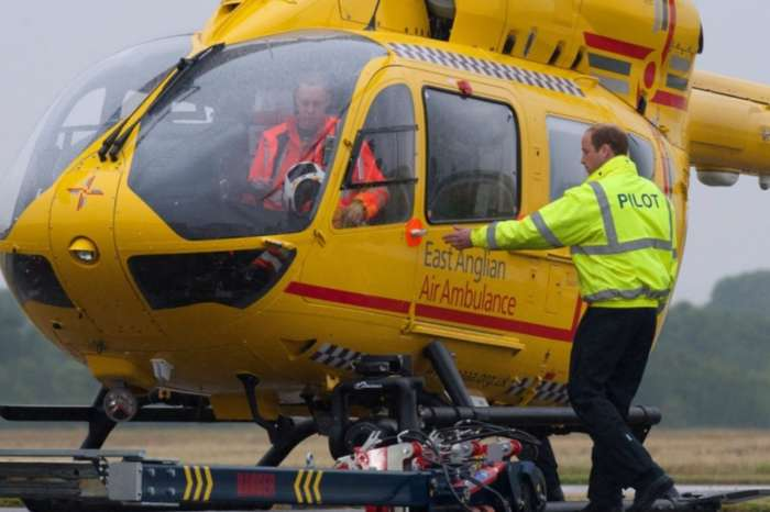 Prince William Is 'Seriously Considering' Going Back To Work As Air Ambulance Pilot Amid Pandemic