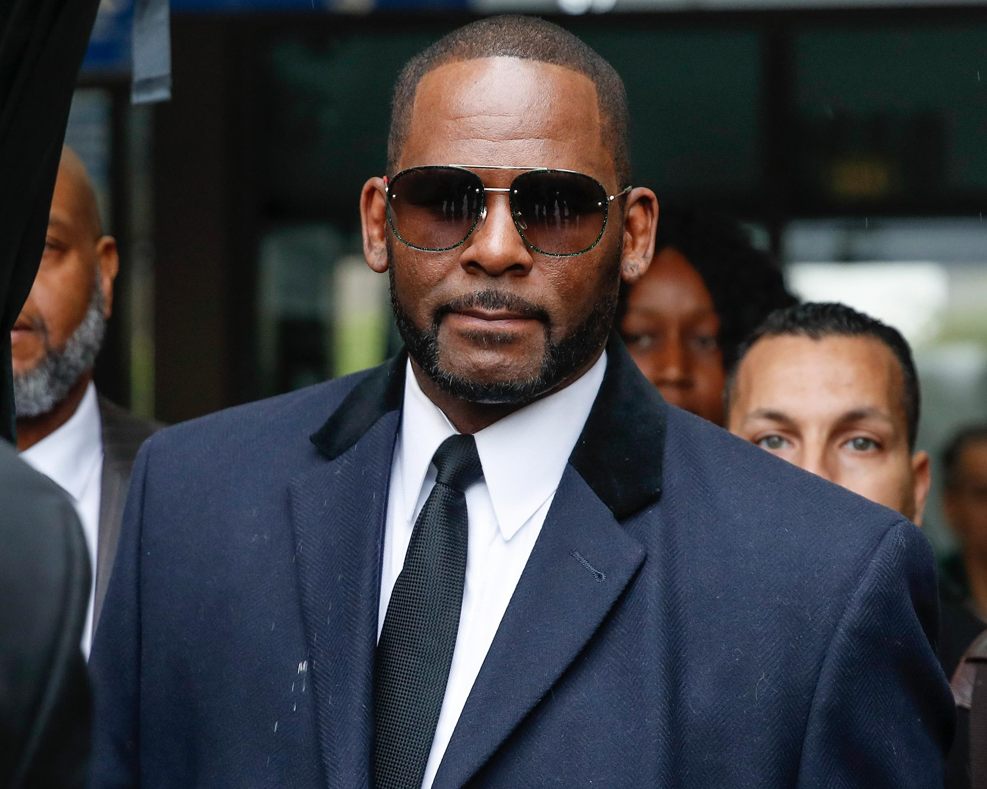 R. Kelly Chicago Trail Pushed Back