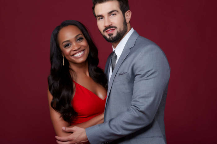 Rachel Lindsay Posts Pic With Her Shirtless Husband Working Out Together While In Quarantine