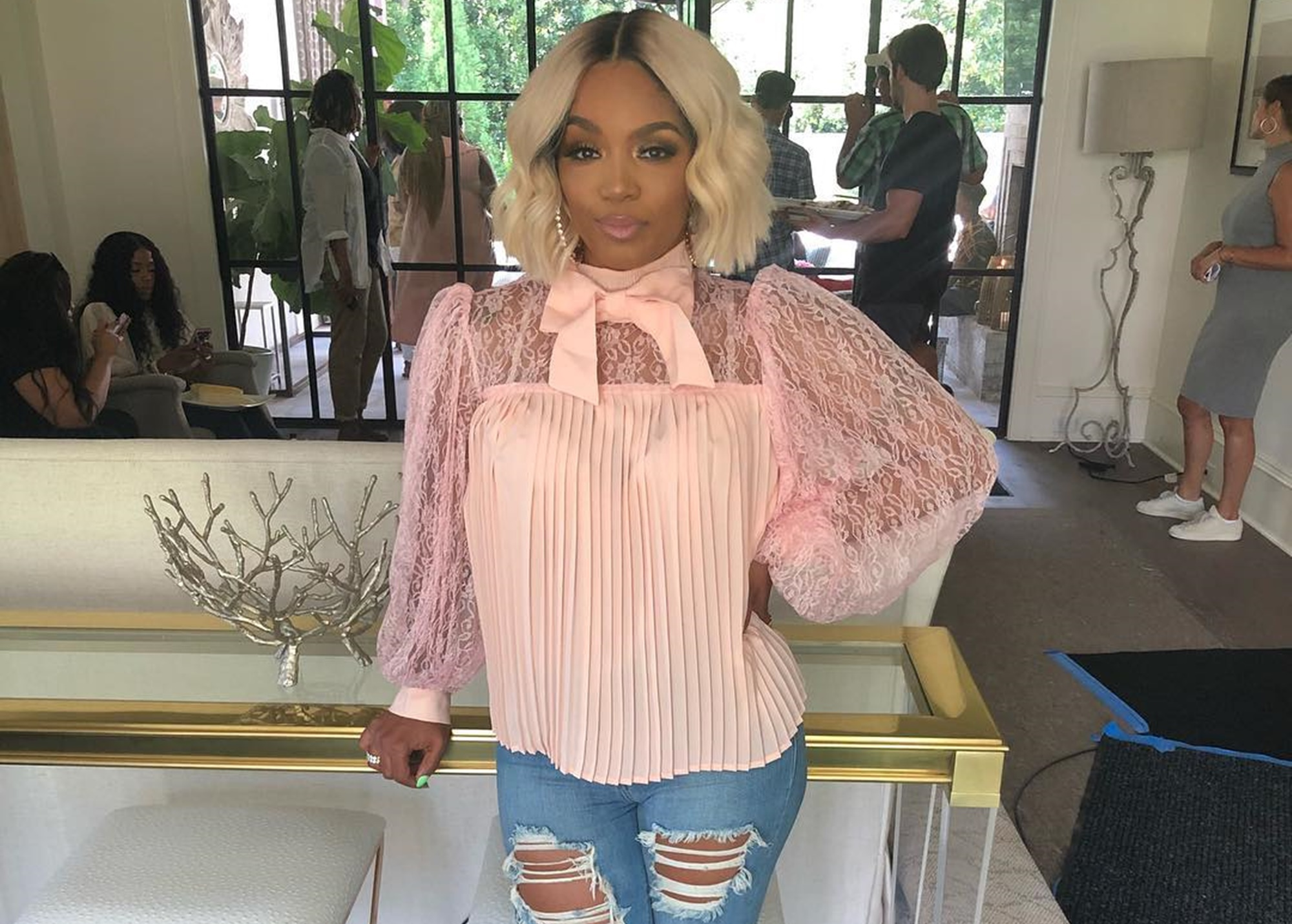 Rasheeda Frost Shares Her Favorite Look From The Premiere Episode Of LHHATL - Fans Criticize Alexis Skyy For Being Disrespectful