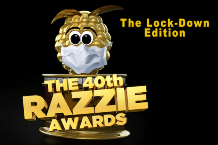 Razzie Awards Honor The Worst Of 2019 Via YouTube Video In A Mini-Ceremony Titled 'The Lock-Down Edition'