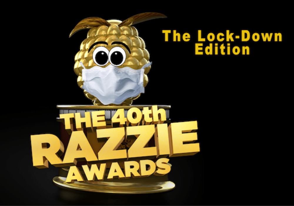 Razzie Awards Honor The Worst Of 2019 Via YouTube Video In A Ceremony Titled 'The Lock-Down Edition'