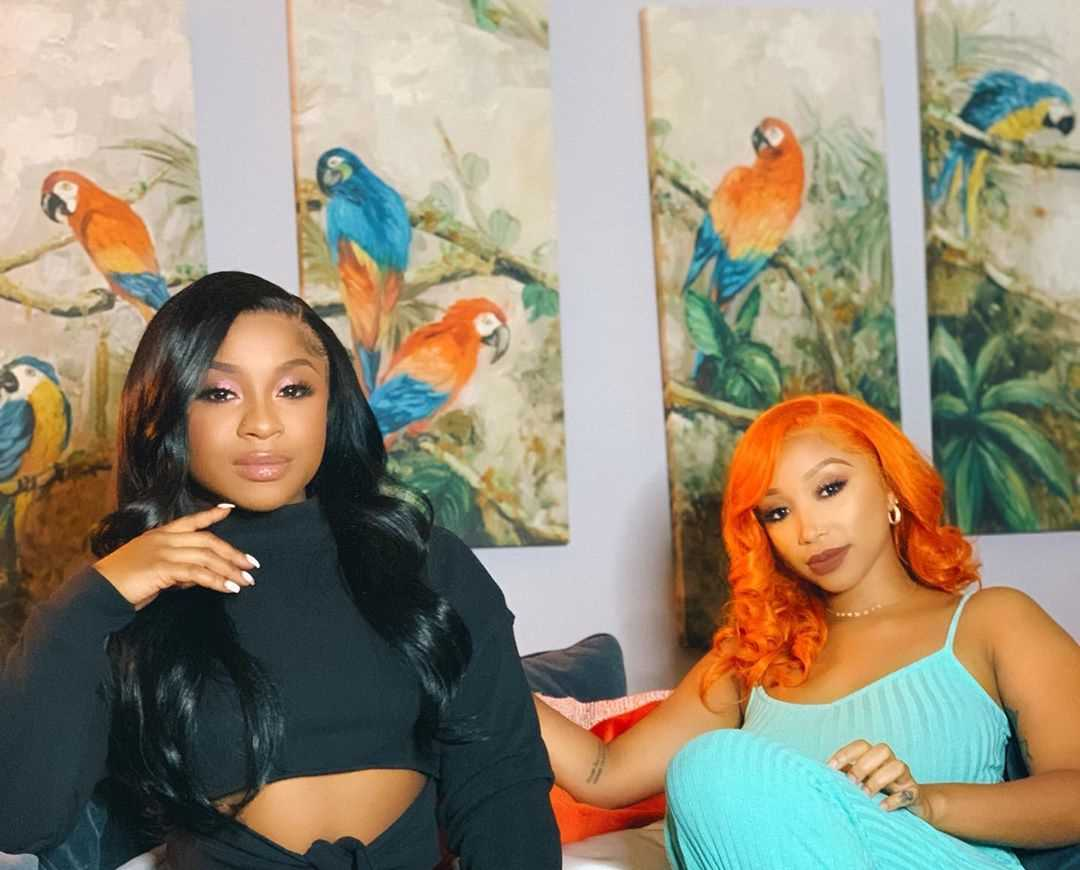 Zonnique Pullins Twerks With Reginae Carter And More Friends For Her Birthday - Check Out Her Video