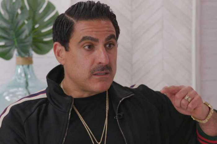 Reza Farahan Addresses His 'Ten Abortions' Insult Towards MJ -- Reveals If He Goes To Bathhouses With Husband