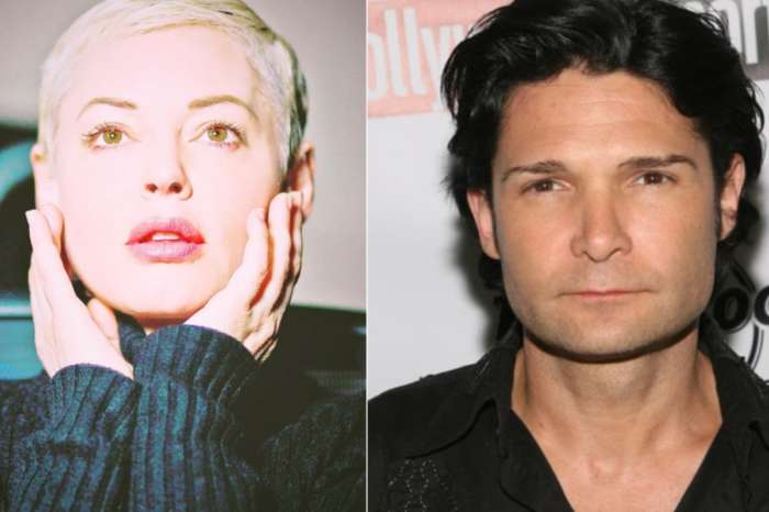 Rose McGowan Lends Corey Feldman Her Support — Hopes He Takes Down The Bad Guys