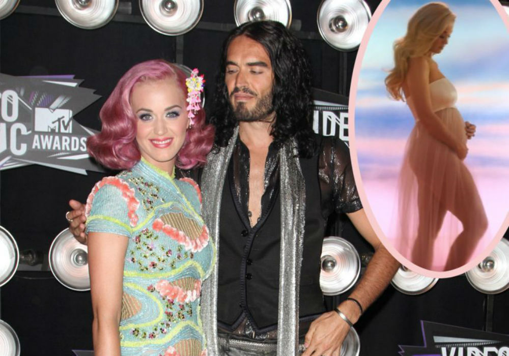Russell Brand Opens Up About His Heartbreak One Day After Ex Katy Perry's Pregnancy Announcement